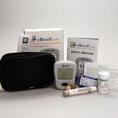Glucose monitor meter